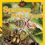 Spiders and Other Animals That Make Traps
