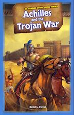 Achilles and the Trojan War (Jr Graphic Myths Greek Heroes)