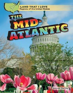 Bog, paperback The Mid-Atlantic af Niccole Bartley