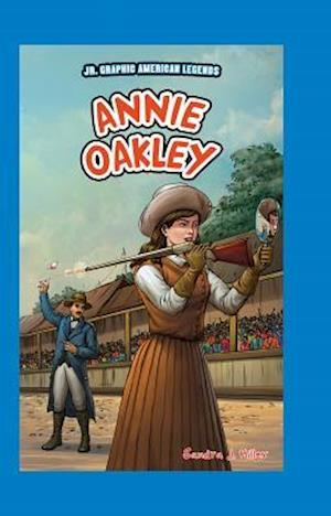 Bog, paperback Annie Oakley af Sandra J. Hiller