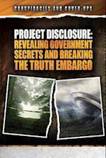Project Disclosure af Bryce Zabel, Richard M. Dolan