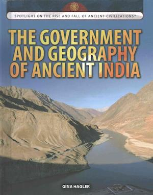 Bog, ukendt format The Government and Geography of Ancient India af Gina Hagler