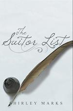 The Suitor List af Shirley Marks