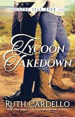 Tycoon Takedown (Lone Star Burn, nr. 2)