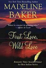 First Love, Wild Love af Madeline Baker