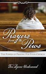 Prayers from the Pews