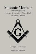 Masonic Monitor af George Thornburgh