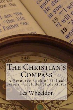Bog, paperback The Christian's Compass af Les Wheeldon