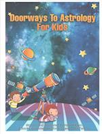 Doorways to Astrology for Kids