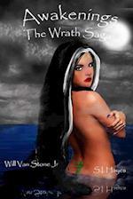Awakenings the Wrath Saga af Will Van Stone Jr, S. I. Hayes