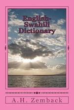 English-Swahili Dictionary af A. H. Zemback