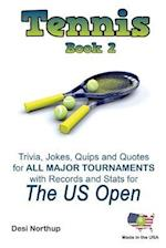 The Tennis Book 2 af Desi Northup