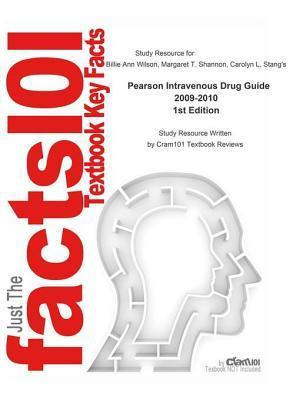 Pearson Intravenous Drug Guide 2009-2010 af CTI Reviews