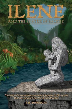 Ilene and the Statue of Bachue