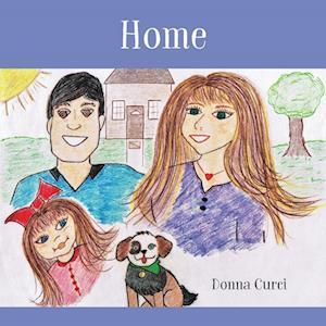 Bog, hæftet Home af Donna Curci