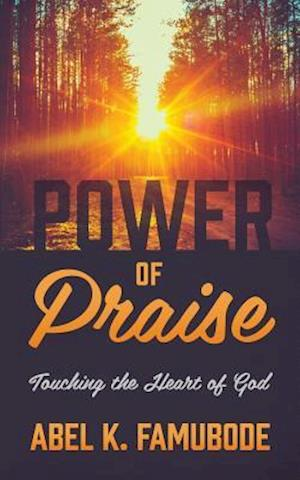 Bog, hæftet Power of Praise: Touching the Heart of God af Abel K Famubode