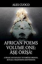 African Poems Volume One