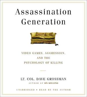 Lydbog, CD Assassination Generation af Dave Grossman