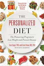 The Personalized Diet af Eran Elinav