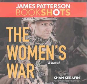 Lydbog, CD The Women's War af James Patterson