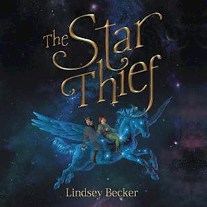 Lydbog, CD The Star Thief af Lindsey Becker