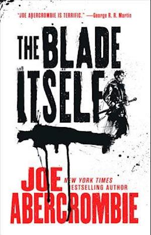 Lydbog, CD The Blade Itself af Joe Abercrombie