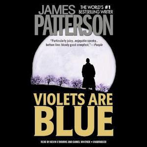 Lydbog, CD Violets Are Blue af James Patterson