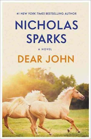 Fa Dear John Af Nicholas Sparks Som Paperback Bog Pa Engelsk 9781478948346