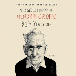 Lydbog, CD The Secret Diary of Hendrik Groen af Hendrik Groen