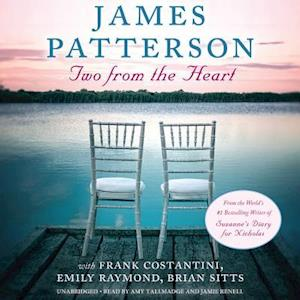 Lydbog, CD Two From the Heart af James Patterson