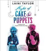 Night of Cake & Puppets (Daughter of Smoke and Bone Trilogy)