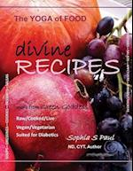 Divine Recipes - The Yoga of Food