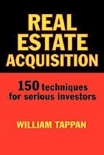 Real Estate Acquisition af William Tappan
