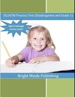 Olsat Practice Test (Kindergarten and Grade 1) af Bright Minds Publishing
