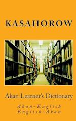 Akan Learner's Dictionary
