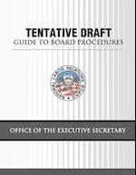 Tentative Draft Guide to Board Procedures af National Labor Relations Board