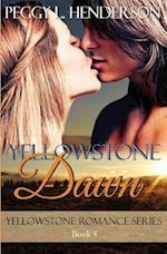 Yellowstone Dawn af Peggy L. Henderson
