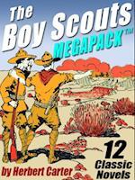 Boy Scouts MEGAPACK (R) af Herbert Carter