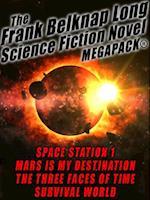 Frank Belknap Long Science Fiction Novel MEGAPACK(R): 4 Great Novels