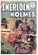 Sherlock Holmes Comics #1 (October 1955)