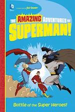 Battle of the Super Heroes! (The Amazing Adventures of Superman)