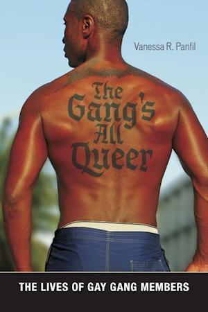Bog, hardback The Gang's All Queer af Vanessa R. Panfil