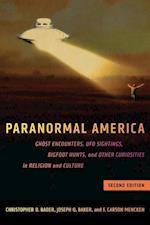 Paranormal America af Christopher D. Bader