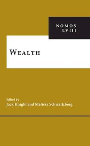 Bog, hardback Wealth af Jack Knight