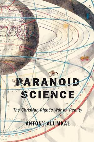 Bog, hardback Paranoid Science af Antony Alumkal