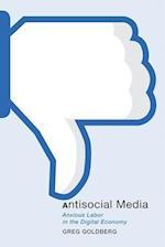 Antisocial Media (Postmillennial Pop)