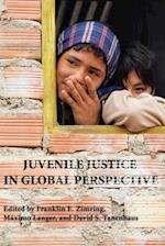 Juvenile Justice in Global Perspective (Youth Crime and Justice)
