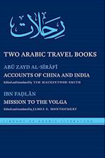 Two Arabic Travel Books af Abu Zayd al-Sirafi