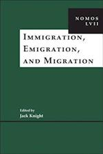 Immigration, Emigration, and Migration (Nomos - American Society for Political and Legal Philosophy)