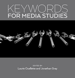 Bog, hardback Keywords for Media Studies